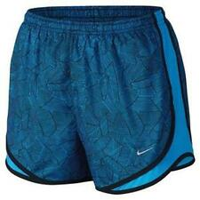 NWT Nike Dri-FIT Canopy Tempo Womens Running Short $34 723948-435 Photo Blue M