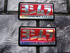Aufkleber Stickers Yoshimura Motorradcross Racing Motorrad Biker Tuning FX Race
