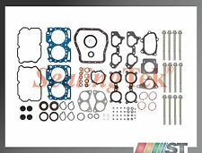 Fit 06-12 Subaru EJ255 EJ257 Turbo DOHC Engine Full Gasket Set w/ Head Bolts Kit