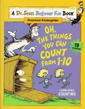 Dr. Seuss Beginner Fun: Oh, the Things You Can Count from 1-10 : Learn about Cou