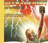 ALPHA BLONDY AND THE WAILERS - JERUSALEM   CD NEUF