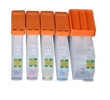 Cartouches rechargeable Non-OEM pour Epson XP-530 540 XP-630 XP-635 +500ml encre