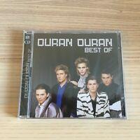 Duran Duran _ Best of _ 2 X CD Album _ Emi editoriale NUOVO SIGILLATO RARO!