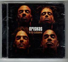 (GX925) Orishas, A Lo Cubano - 2000 CD