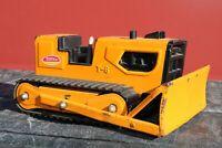 Tonka Toys T-6 Bulldozer - Pressed Steel