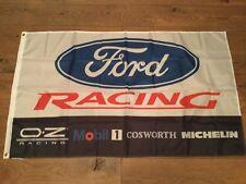 FORD RACING wrc Focus RS Escort Cosworth Escort mk1 Rs200 Workshop Flag Banner