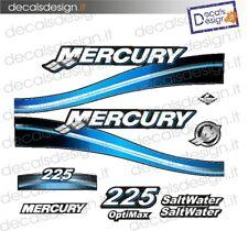 KIT ANODI MERCURY F30 F60 HP 4 TEMPI ACCESSORI MOTORI NAUTICA F40