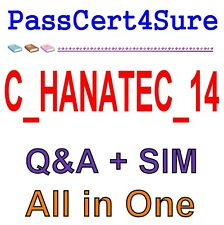SAP Best Exam Practice Material for C_HANATEC_14 Exam Q&A+SIM