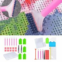 Full Square Round Rhinestones Point Drill Pen 5D Diamond Painting Embroidery