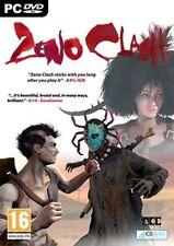 Zeno Clash (PC DVD) BRAND NEW SEALED