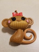 "2010 Monkey Pet 3.5"" MGA Action Figure Lalaloopsy Ace Fender Bender FREE SHIP"