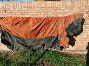 H Zone 6'3 Combo Turnout Rug