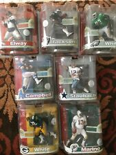 McFarlane NFL Legends Series 3 Set of 7 Action Figures 2007