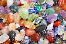 1 x Tumbled Stone: BUY 7 & GET 5 FREE (12 in Cart) Pick Type (Gemstone Crystal)