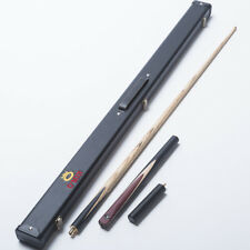 Btand OMIN Snooker 3/4 Ash Shaft Handmade Billiard Cue Stick W/ Extension &Case