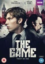 The Game DVD 2014 UK Region 2 Tom Hughes Brian Cox