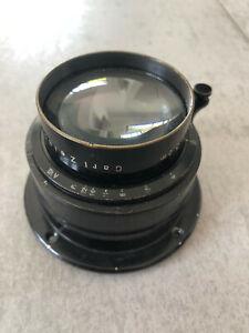 Carl Zeiss Tessar 145mm F2.7 - IN FOCUS MOUNT