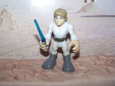 Star Wars Luke Skywalker 2011 Playskool Galactic Heroes Figure