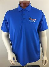 BOEING 747-8 Men's Short Sleeve Embroidered Polo Shirt Size L