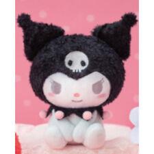 SANRIO MY MELODY KUROMI Stuffed Plush animal Doll Toy 7.4in Cute JAPAN FREE SHIP