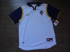 Portugal 100% Original Soccer Jersey 1998/99 Away L Still BNWT NEW Reissue