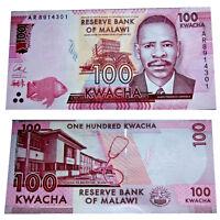 Pick 59 Malawi 100 Kwacha 2014  Unc. / 385049vvv