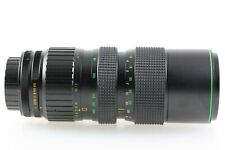 Hanimex Telephoto Automatic Zoom MC 80-200mm 3.5 Canon FD Neuware new Sammler