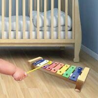 Metal Xylophone Children Xylophone Toddler Music Toys Glockenspiel