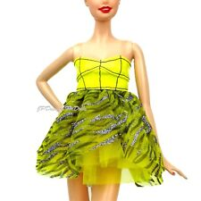 Barbie Stardoll New Yellow Baby Doll Top All Doll Up