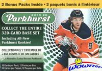 2019/20 Upper Deck Parkhurst HUGE EXCLUSIVE Factory Sealed Blaster Box-120 Cards