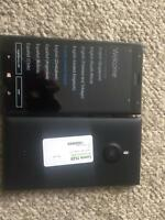 Nokia Lumia 1520, Black 16GB AT&T, GSM unlocked (see below) B+ condition, Tested