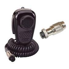 RANGER SRA-198 4-Pin CB Radio Microphone W/ 6-Pin RCI Radio Compatible Adapter