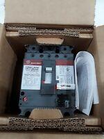 SEPA36AT0100 GENERAL ELECTRIC 3POLE 600V 100AMP CIRCUIT BREAKER NEW