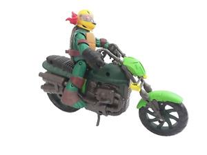 Rippin Rider Motorbike Bike *** Teenage Mutant Ninja Turtles TMNT + Raphael