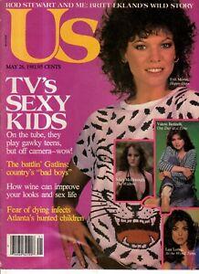 1981 US May 26 - Erin Moran Happy Days; Gatlin Brothers; Lisa Loring;Rick Nelson