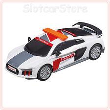 "Carrera GO 64063 Audi R8 V10 Plus ""Safety Car"" mit Blinklicht 1:43 Slotcar Auto"