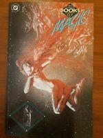 DC COMICS | THE BOOKS OF MAGIC #1 : THE INVISIBLE  | 1990