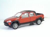 "MondoMotors 53140 FIAT Strada ""Red"" - METAL 1:43"