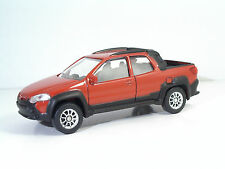 "MondoMotors 53140 FIAT Strada ""Red"" - METAL 1:43"