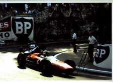 John Surtees Ferrari 156 Monaco Grand Prix 1963 Signed Photograph 3