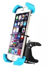 Cheotech Bicycle Cell Phone Holder Black Blue iPhone Android Device Compatible