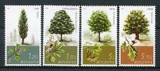 Moldova 2018 MNH Trees Tree 4v Set Nature Plants Stamps