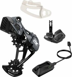 SRAM GX Eagle AXS Upgrade Kit R/Derailleur/Battery/Shifter/Charge/Chain Gap Tool