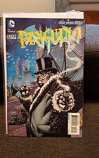 Batman 23.3 new 52 Penguin 3d cover