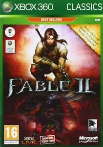Fable 2 : Classics (Xbox 360) New & Factory Sealed Game