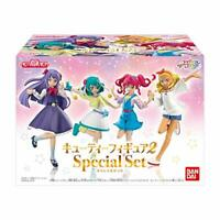 (candy toy goods only) STAR☆TWINKLE PRECURE Cutie figure 2 Special Set all 4 set