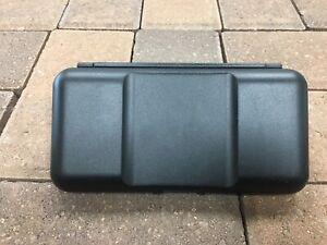 Plain Black Dart Case NEW