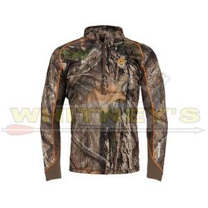 ScentLok Savanna Mossy Oak BreakUp Country Shirt-LG