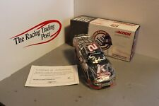 2001 Kerry Earnhardt Intimidators Clear Car 1/24 Action Diecast Autographed
