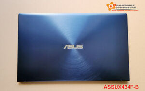 BRAND NEW ASUS UX434F TOP LID SCREEN ASSEMBLY, BLUE, NON TOUCH